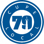 Cupe Local 79 Logo